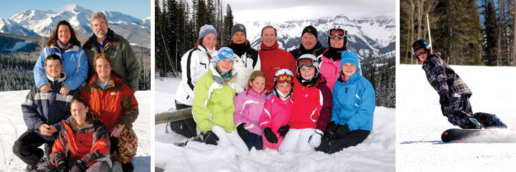No Obligation Professional Portrait and Action Ski Photos Telluride Mountain Resort